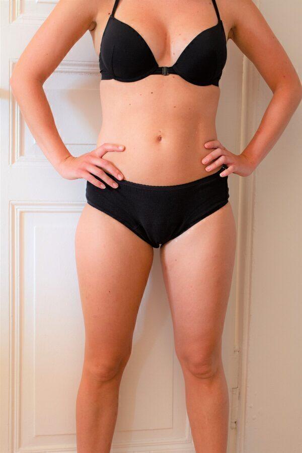 LilY Basic - Culotte menstruelle flux abondants