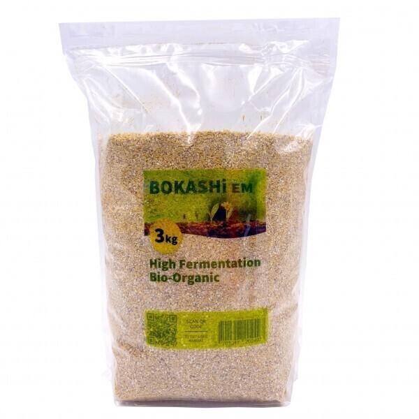 Bokashi - Activateur de compost Bokashi de 3kg
