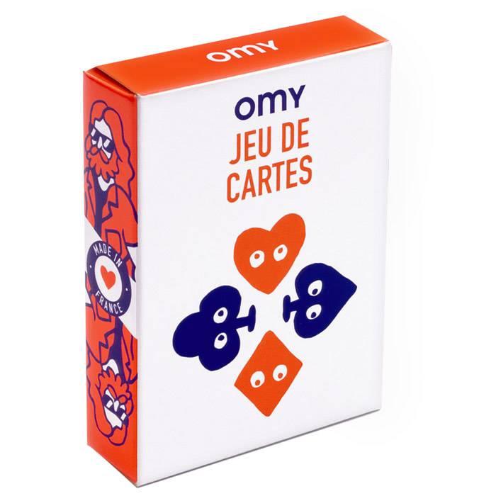 OMY - Jeu de cartes - Omy