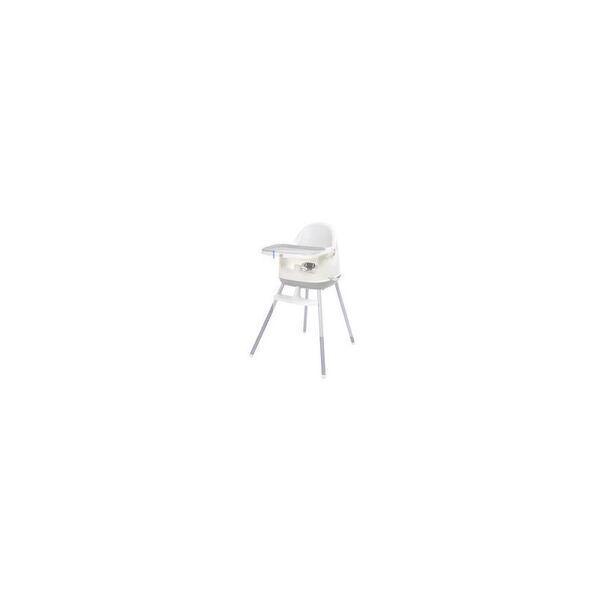 dBb Remond - Chaise haute 3 en 1 blanc /gris - dBb Remond