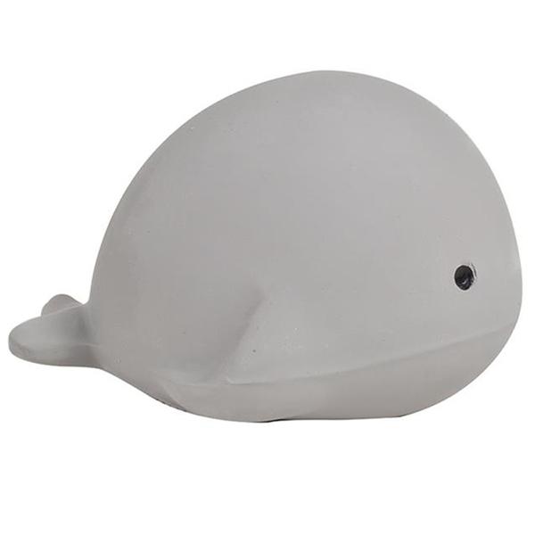 Tikiri - Baleine en caoutchouc naturel