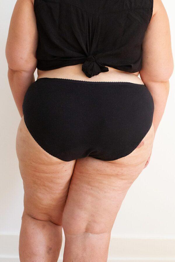 LilY Basic - Culotte menstruelle flux légers à normaux