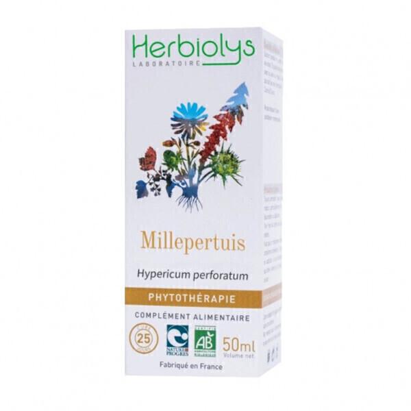 Herbiolys - Millepertuis Bio - 50 ml