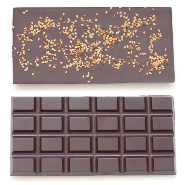 Mon Jardin Chocolaté - Ma tablette Bio Sesame