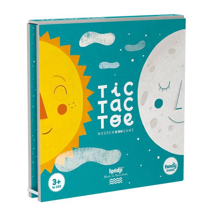 Londji - Tic Tac Toe - jeu de morpions - Londji