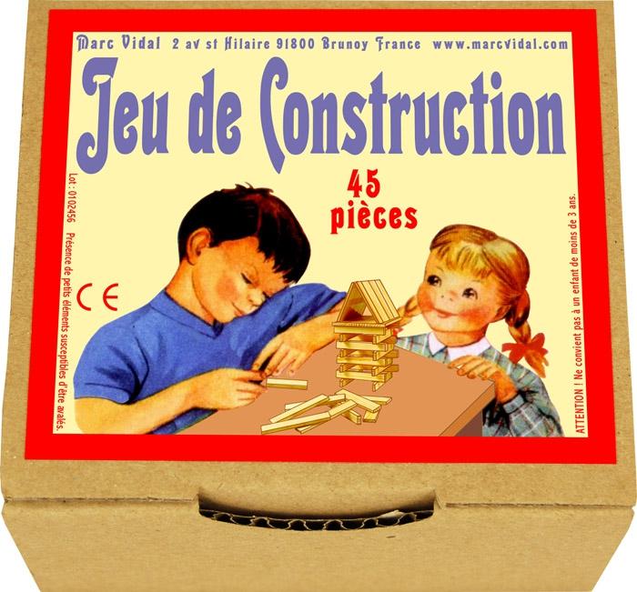 Marc Vidal - Le petit constructeur