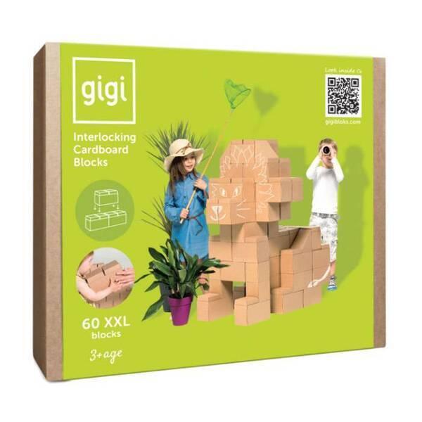 GIGI - GIGI - 60 blocs de construction XL