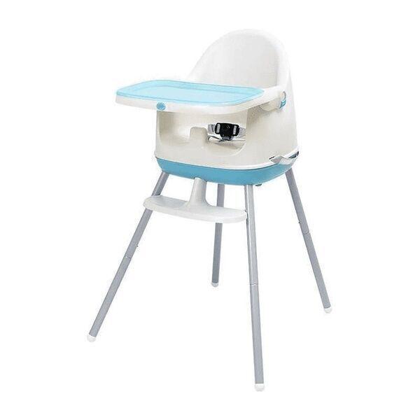 dBb Remond - Chaise haute 3 en 1 blanc / bleu - dBb Remond