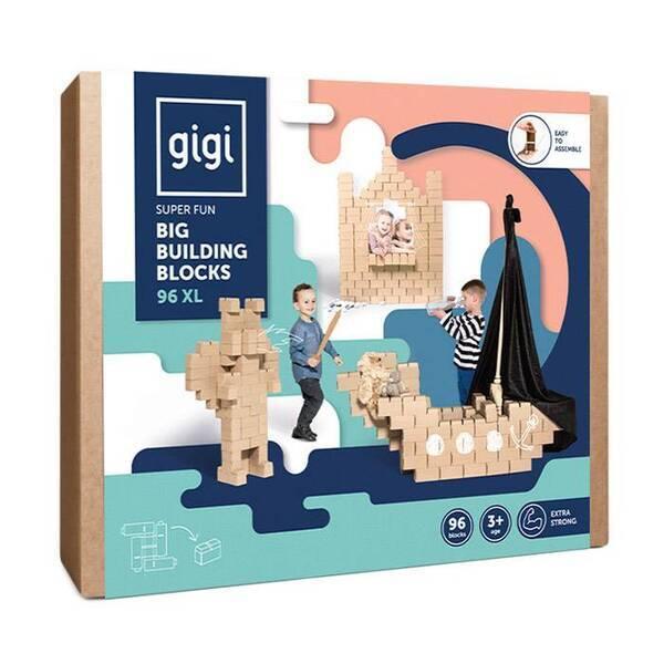 GIGI - GIGI - 96 blocs de construction M