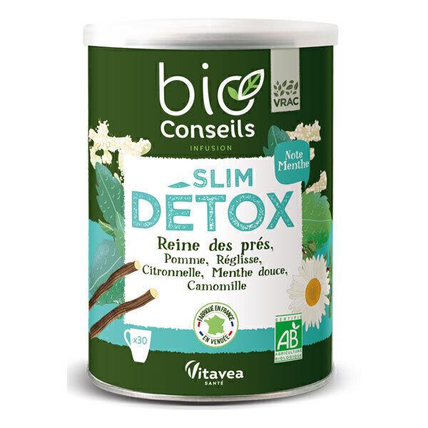 Bio Conseils - Slim Détox Bio note Menthe 50g