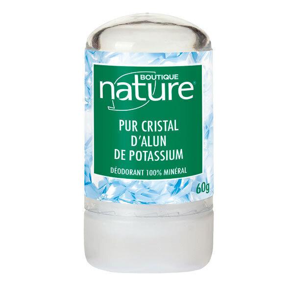 Boutique Nature - Pur Cristal d'Alun 60g