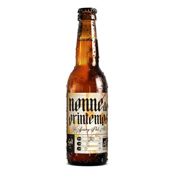 Brasseurs Savoyards - Bière Nonne de Printemps 33cl