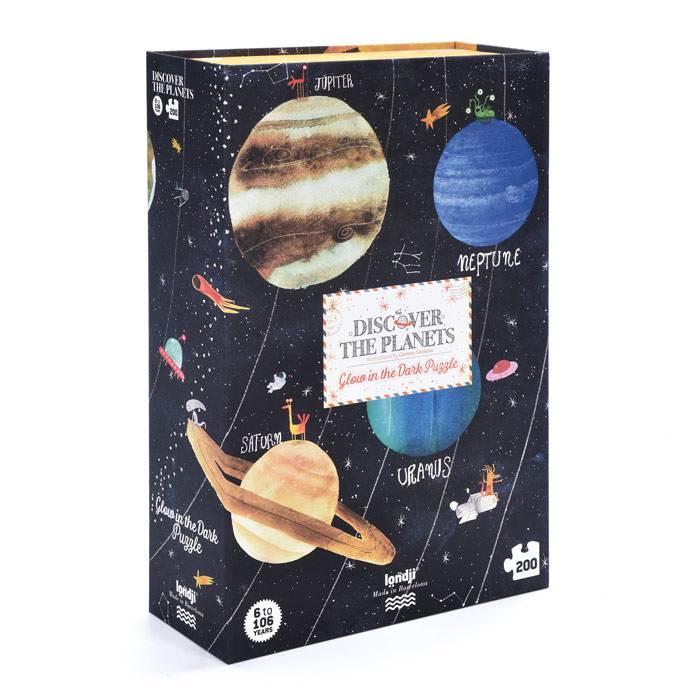 Londji - Puzzle Découvrir les planètes