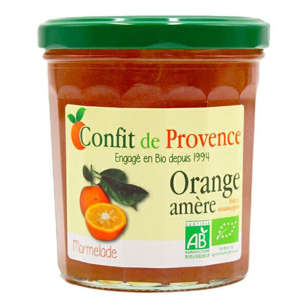 Confit de Provence - Marmelade d'orange amère 370g