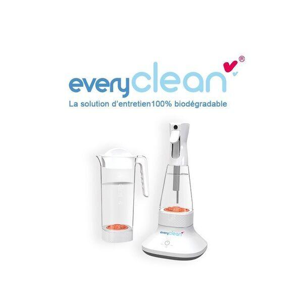 Everyclean - everyclean® la solution d'entretien 100% biodégradable