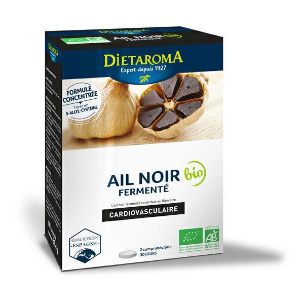 Dietaroma - Ail noir fermenté 60 comprimés