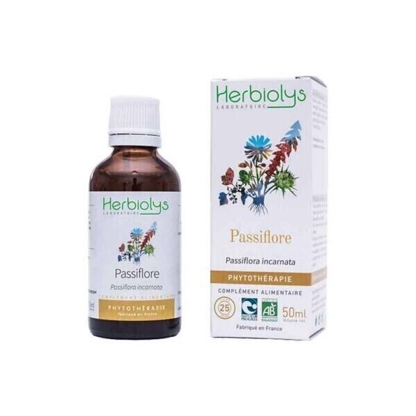 Herbiolys - Passiflore Bio - 50 ml