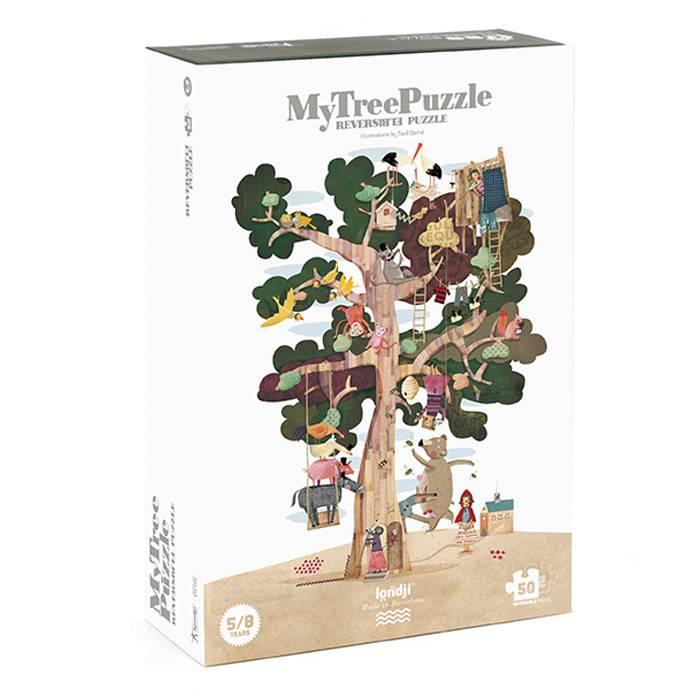 Londji - Mon arbre puzzle
