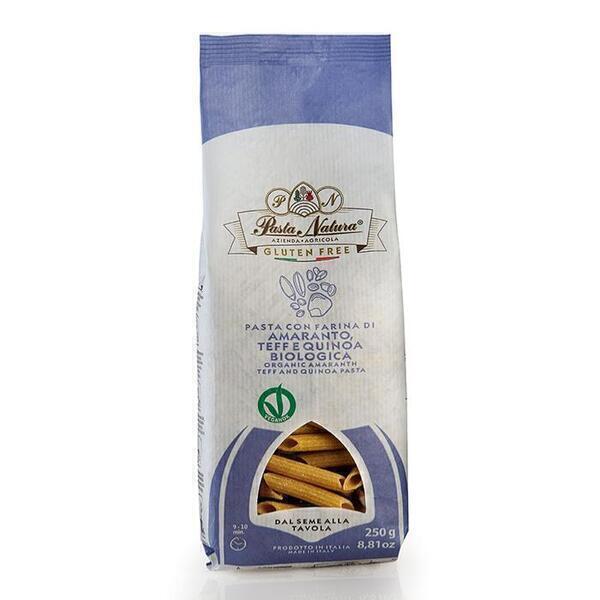 Saveurs de Tosca - Pâtes BIO d'amarante, Teff, Quinoa Pasta Natura - Penne - 2