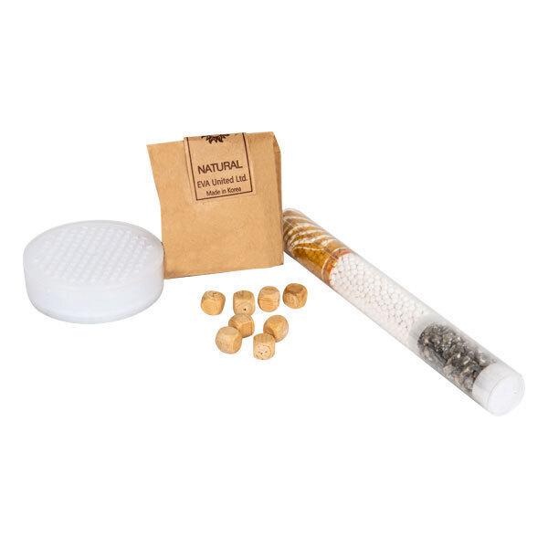Fontaine EVA - Kit recharge pommeau de douche filtrant