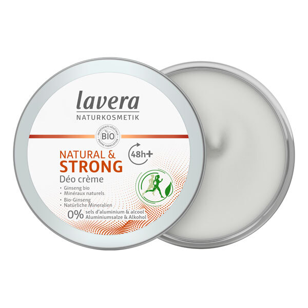 Lavera - Déo Crème Natural and Strong 50ml