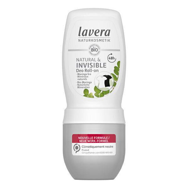 Lavera - Déo Roll-on Invisible 50ml