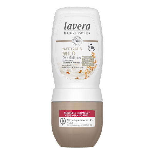 Lavera - Déo Roll-on Mild 50ml