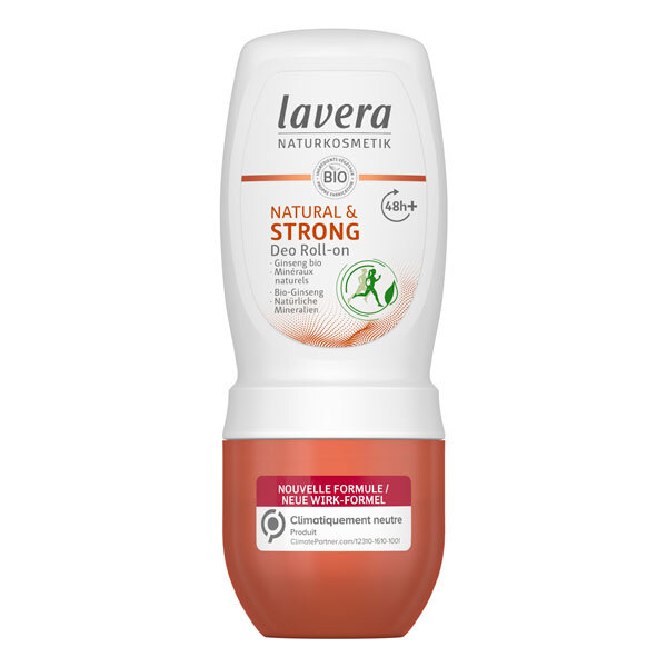 Lavera - Déo Roll-on Strong 50ml