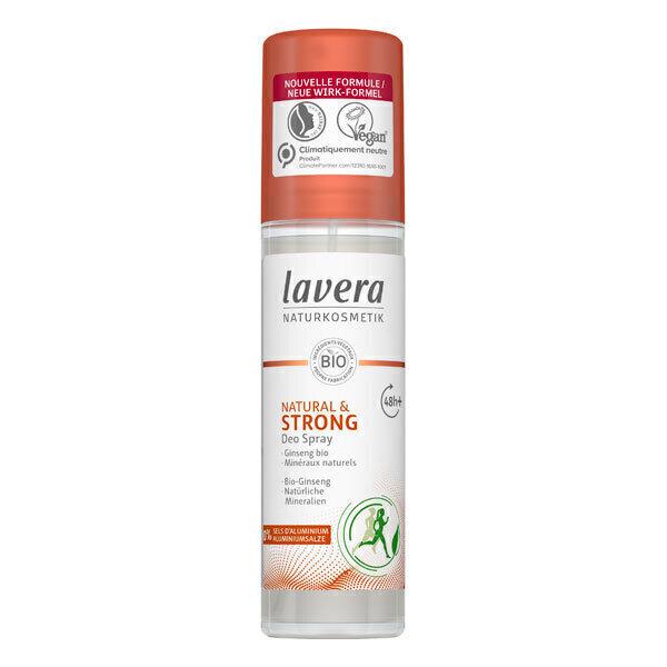 Lavera - Déo Spray Strong 75ml