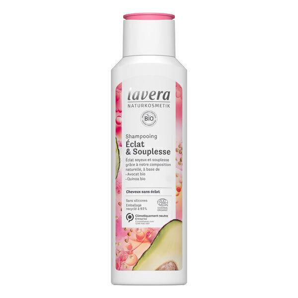 Lavera - Shampoing Éclat et Souplesse 250ml