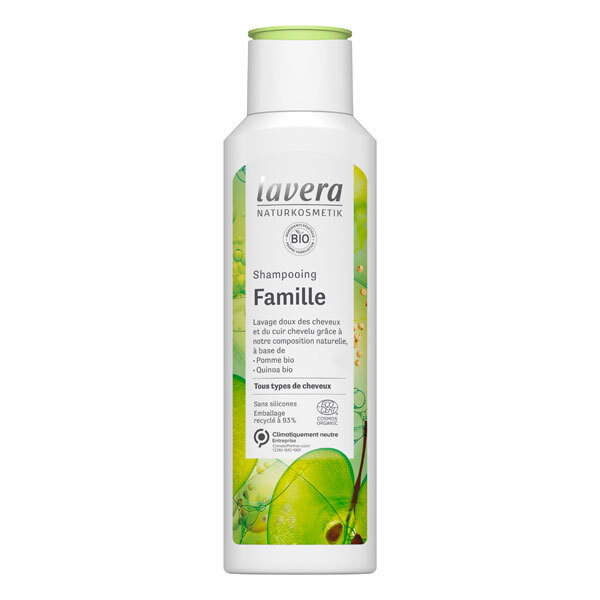 Lavera - Shampoing Famille 250ml
