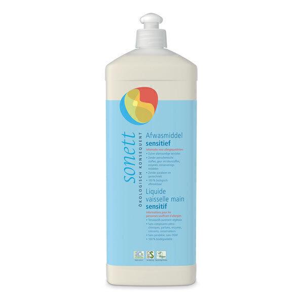 Sonett - Liquide vaisselle hypoallergénique 1L