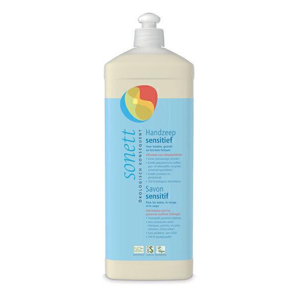 Sonett - Savon liquide hypoallergénique 1L