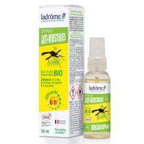 Ladrôme - Spray anti moustiques aux huiles essentielles bio 50ml