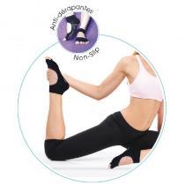 Zen' Arôme - Paire de Chaussettes de Yoga