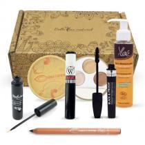 Belle au naturel - Coffret maquillage élégance BIO & NATUREL - édition limitée