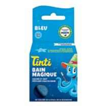 Tinti - Bain Magique Bleu