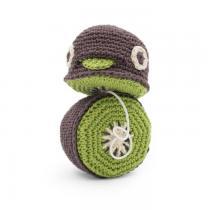 Myum - Billy le kiwi vibrant au crochet - MyuM
