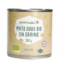 Greenweez - Maïs bio origine France 340g