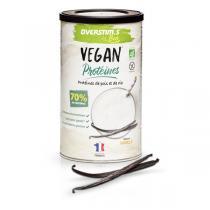 Overstims - Préparation vegan protéinée Vanille 300g