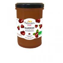 Saveurs & Fruits - Crème de marron origine France 250g