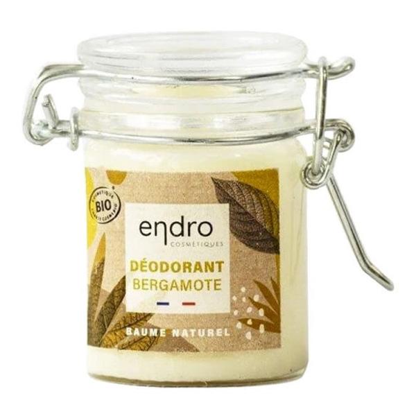 Endro Cosmétiques - Déodorant baume bergamote 50ml