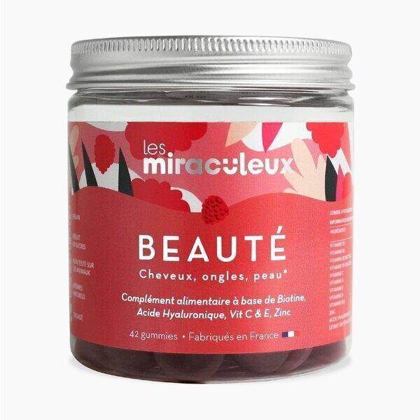 Les Miraculeux - Gummies Beauté   21 jours