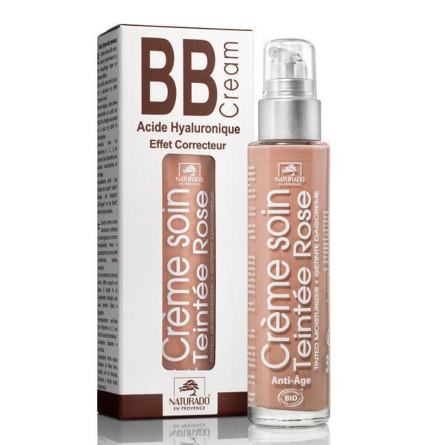 Naturado - BB Crème teintée Bio Rose 50ml