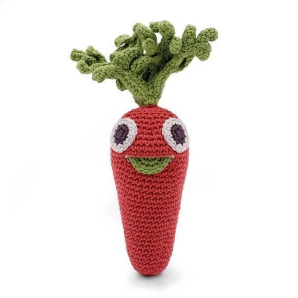 Myum - Charlotte la carotte au crochet - MyuM
