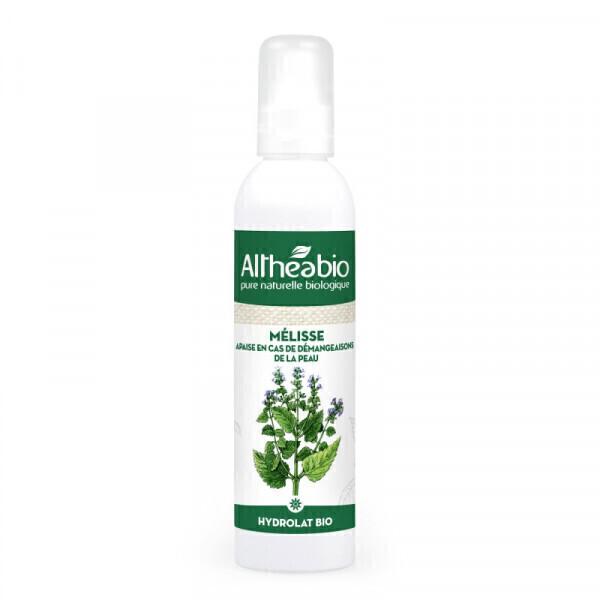 Althéabio - Hydrolat de Mélisse Bio - 200 ml