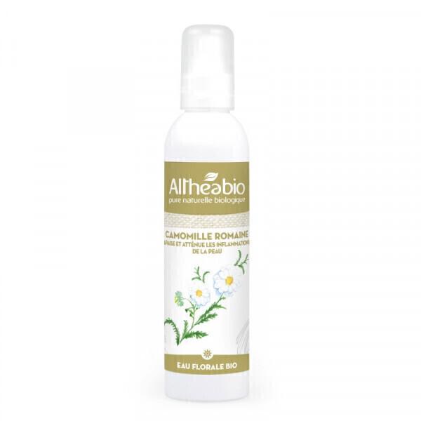 Althéabio - Eau florale de Camomille Bio - 200 ml