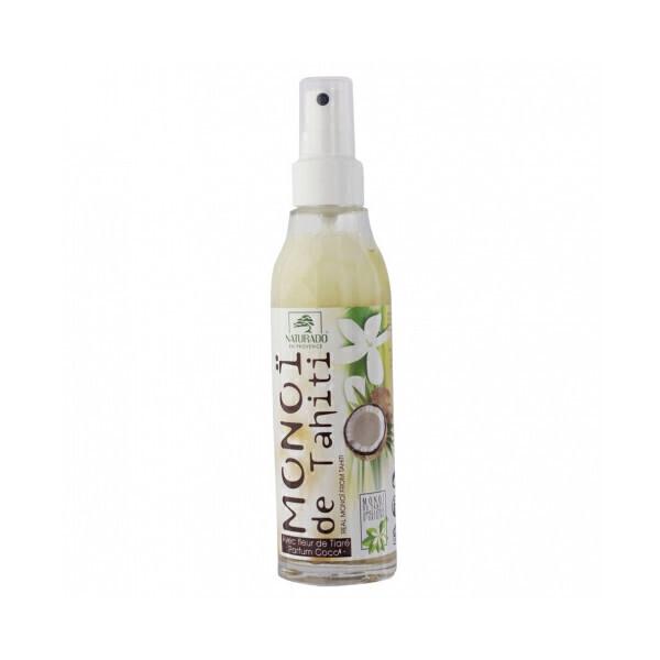Naturado - Monoï véritable de Tahiti pur Coco 150 ml