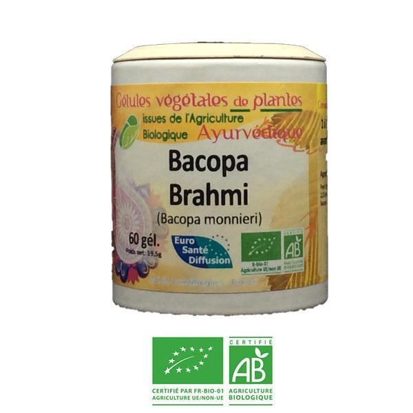 Euro Santé Diffusion - Brahmi Bio - Pour stimuler votre mémoire