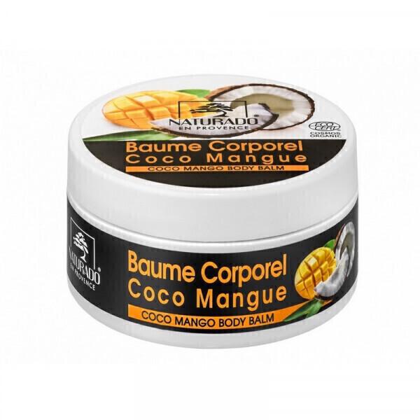 Naturado - Baume Corporel Coco Mangue Bio - 200 ml